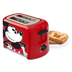 Disney Merch Maven: Find of the Day: Mickey Toaster!