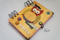 Odskocznia vairatki: Romantyczny i kolorowy - notesy dwa :) Notebooks, Coin Purse, Purses, Wallet, Handbags, Notebook, Purse, Bags, Diy Wallet