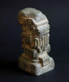 Cthulhu à la maya. Es muy cthulho.