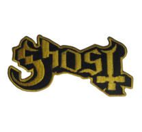 Ghost Logo Cut Out Patch