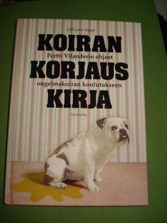 Koirankorjauskirja  8 euroa