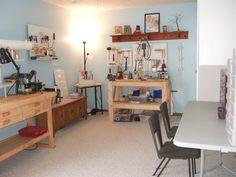 Jewelry studio layout1 (harbor freight bench on left)