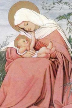 Blessed Mother Mary                                                                                                                                                                                 More