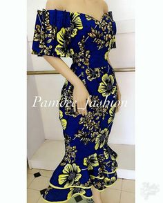 Fashion Latest African Fashion Dresses, African Print Fashion, Africa Fashion, Fashion Prints, African Attire, African Wear, African Dress, African Traditional Dresses, Traditional Outfits
