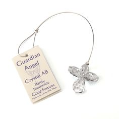 Swarovski Crystal Guardian Angels Birthstones.  www.bling-online.co.uk  £5 Swarovski Gifts, Swarovski Crystals, Guardian Angels, Uk 5, Birthstones, Christmas Gifts, Place Card Holders, Bling, Names