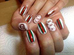 Gucci Nails