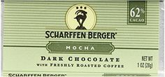 Scharffen Berger Chocolate Bar Mocha 62 1Ounce 18 Pack ** Want to know more, click on the image.