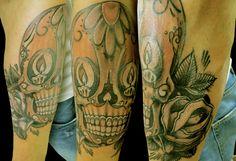 Wagner Santaliestra, artista do Estúdio W Tattoo e Piercing. https://www.wtattoo.com.br https://www.facebook.com/wtattoo