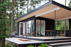 Learn more at the internet site just press the grey bar for additional info sunlighten sauna Small House Design, Cottage Design, Sauna House, Sauna Design, Backyard Office, Casas Containers, Beach Cottage Decor, Cabana, Little Houses