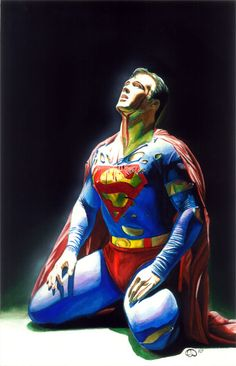 Superman by paint4you