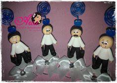 Bonequinhos personalizados R$ 3,50
