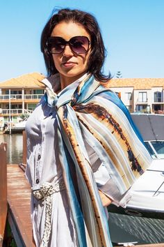 100% silk scarf currently on sale. See more here..http://seahorsesilks.com.au/scarves-sarongs/