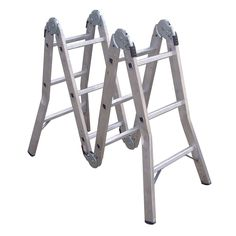 Guardall - Aluminium Multi Fold Ladder 3.6m - AA51403C - Maybe this ladder - from Totaltools - $129