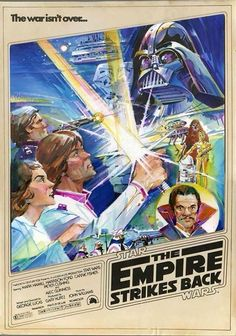 Early ESB poster concept