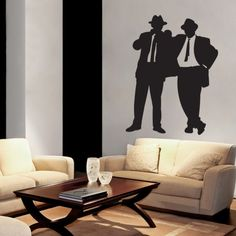 Love this Jake & Elwood cling!