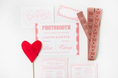 Wedding Invitation Designers - Mae Mae Paperie | Oh So Beautiful Paper
