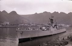 HMS Brighton (F-106) was a Rothesay or Type 12I class anti-submarine frigate of the British Royal Navy. Brighton attended the 1977 Silver Jubilee Fleet Review off Spithead when she was part of the 6th Frigate Squadron.
