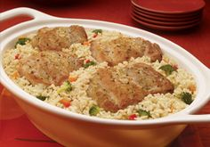 Use Mrs. Dash to keep the sodium down on this recipe