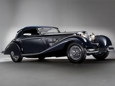 Mercedes-Benz 540K Spezial Roadster 1937