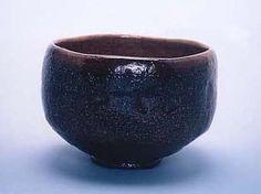 Oohiyaki (Japanese pottery) Kanazawa City, Ishikawa Pref. Japan. The pottery was started 330 years ago.