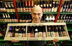 Idea regalo metro di birra
