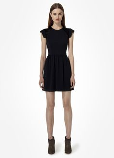 Rebecca Taylor - Stretch Twill Dress