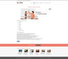 Proyecto para Centro de Formación - Curso #diseñoweb #paginasweb #DiseñadorWebValencia #DiseñadorWeb