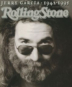 Vintage 1995 Rolling Stone Magazine Tribute to Jerry Garcia of the Grateful Dead by MargiesCoolStuff on Etsy Music Love, Music Is Life, Rock Music, My Music, Music Lyrics, Rock N Roll, Rolling Stone Magazine Cover, Mundo Musical, Music Magazines