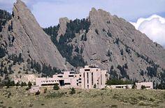 NCAR (National Center for Atmospheric Research)  Boulder, Colorado