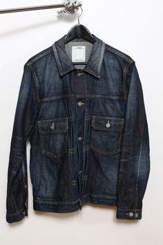 Visvim 101 Denim Jacket Size Xl $600 - Grailed