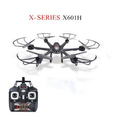 MJX X601H X-SERIES WIFI FPV With 720P HD Camera Altitude Hold Mode RC Hexacopter
