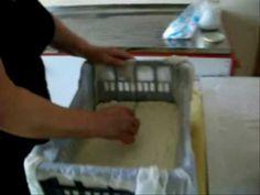 ΚΑΤΣΙΚΙΣΙΑ ΦΕΤΑ ΣΠΙΤΙΚΗ-03-05102009002.mp4 - YouTube Greece Food, Yogurt, Food To Make, Cheese, Traditional, Cooking, Countryside, Youtube, Recipes