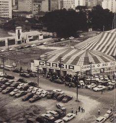 1972? - Circo Garcia na praça Princesa Isabel???