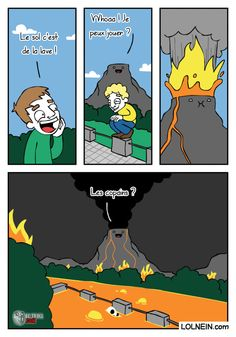 The Floor is Lava - RandomOverload Funny Videos, Funny Meme Pictures, Funny Posts, Funny Memes, Hilarious, Funny Gifs, Dankest Memes, Pedobear, The Floor Is Lava