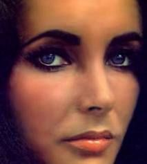 The Most Beautiful face.. and Violet Eyes.. the incomparable Elizabeth Taylor