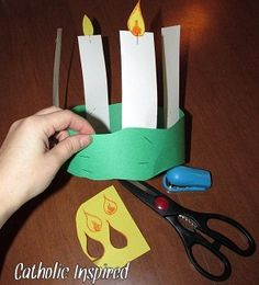 1000 images about k4j ideas on pinterest easter crafts for Advent crafts for adults
