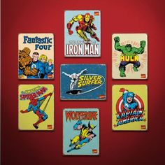 Marvel Super Hero Room Decor | Home > Decorating Ideas > Marvel Superhero Signs Inspire a Room with ...