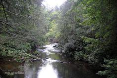 Cullasaja River, Highlands, NC