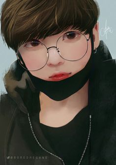 Image uploaded by 런던 대화재. Find images and videos about art, bts and jungkook on We Heart It - the app to get lost in what you love. Jungkook Fanart, Fanart Bts, Jungkook Cute, Foto Jungkook, Bts Taehyung, Bts Chibi, Anime Chibi, Anime Art, Foto Bts
