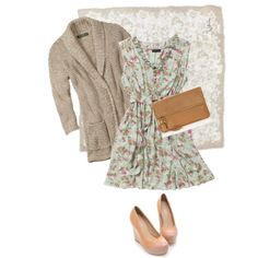 Sometimes I get chilly... created by emaybee on Polyvore