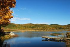 Bristol Pond, Vermont - spent several afternoons in canoe here!