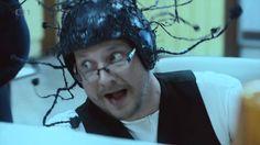 Co se děje v hlavě muže při nevěře ? (Pečený sněhulák) Dj, Dreadlocks, Humor, Hair Styles, Beauty, Hair Plait Styles, Humour, Hair Makeup, Funny Photos