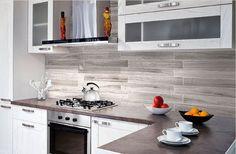 grayish brown subway tile | Kitchen Backsplash Grey Subway Tile Ideas 619558 Kitchen Ideas Design