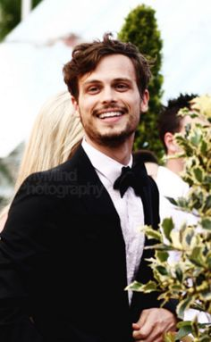 Imagine: This is his face as you walk down the aisle at your wedding. OH MY GOD THE FEELS!!!!!! Bae is looking fine as hell!!