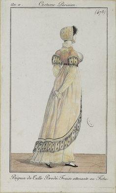 journal des dames et des modes, 1803