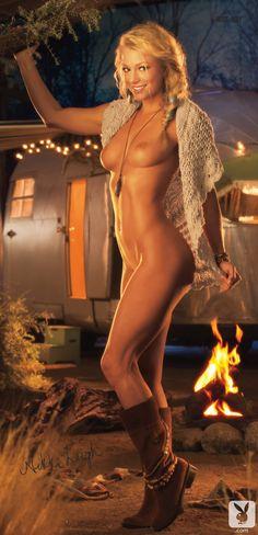 Sexy biker babes nude