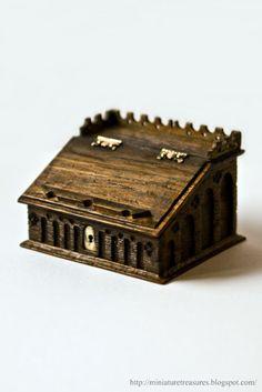Miniature Treasures: Bible Box 2 Complete.