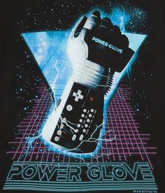 """the power glove...it's so BAD."" #thewizard #powerglove  #nintendo"