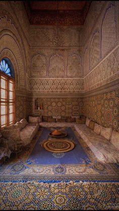 L'art intérieur Marocain