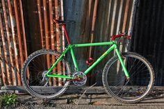 Fat Chance Yo eddy - Bike sizing early 90s style